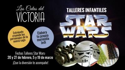 taller infantil Star Wars