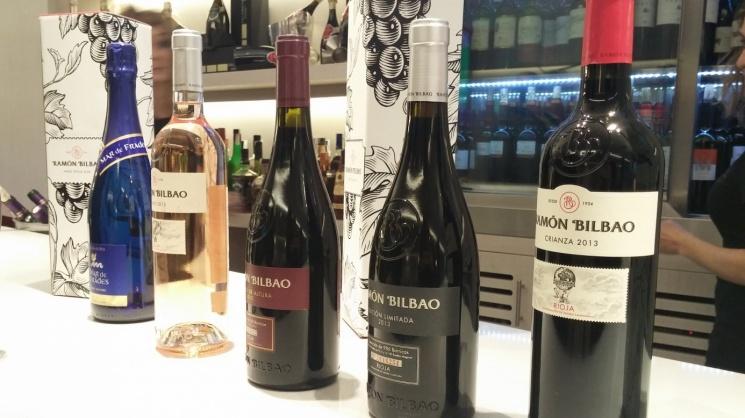 Vinos Ramón Bilbao