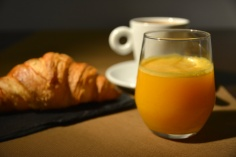 Desayunos caseros en cafetería Victoria
