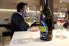 Vino blanco Olagosa