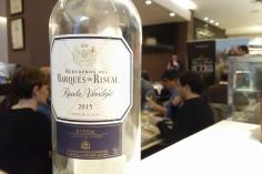 Vino blanco verdejo Rueda de Marqués de Riscal