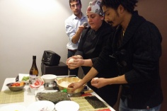 momento Show cooking
