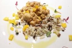 Pollo Thai en Tapas y Pinchos Victoria