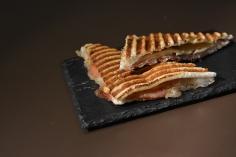 Sandwiches mixtos a la plancha